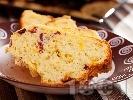 Рецепта Кекс Панетоне (лесна рецепта за хлебопекарна)